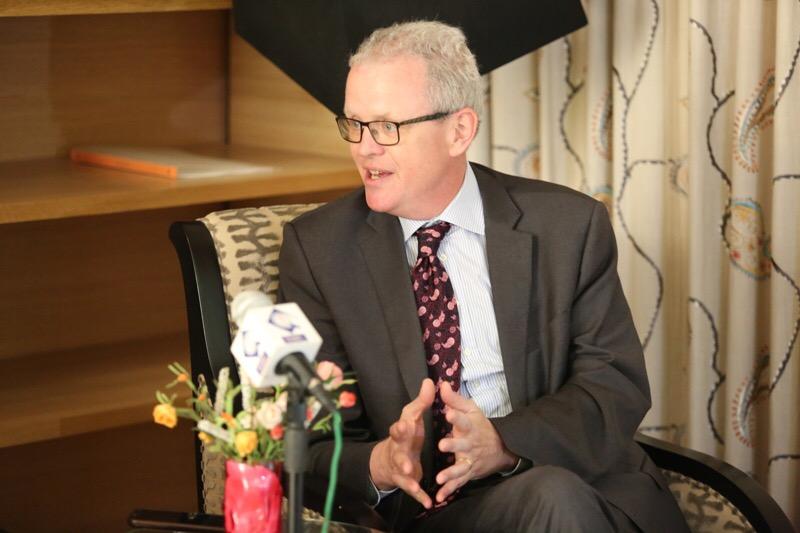UK Ambassador pushes for November National Conference