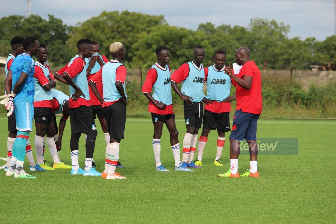 Bright Stars in Morocco for friendlies