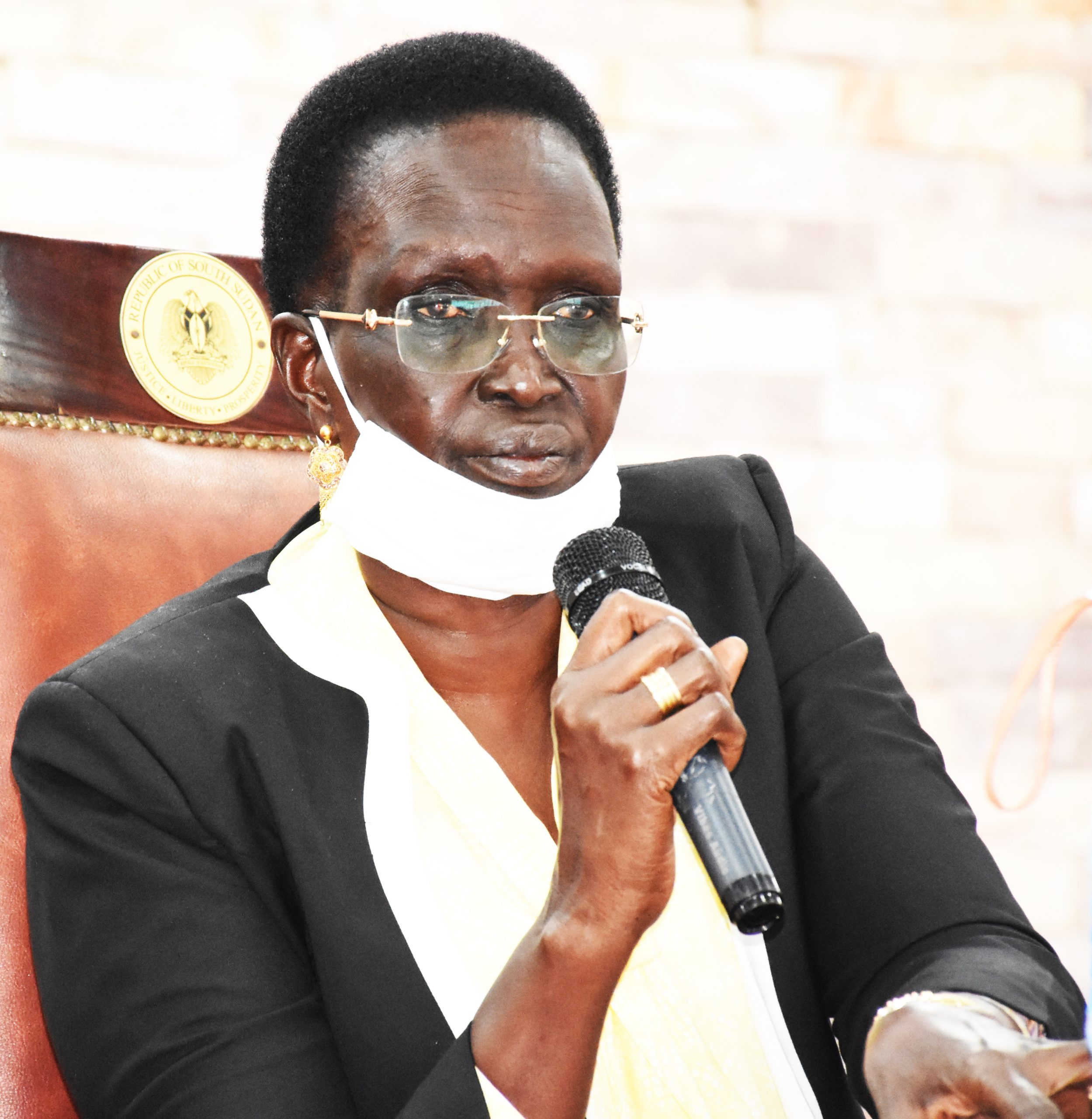 Nyandeng urges international community to empower youths, women