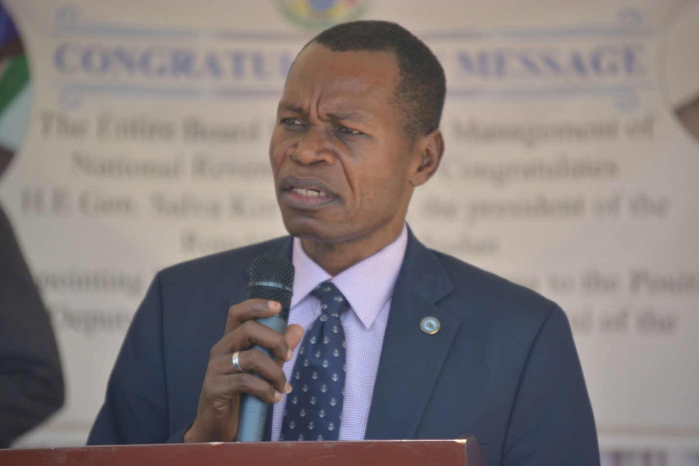 Bakosoro influence splitting NMC, claims party official