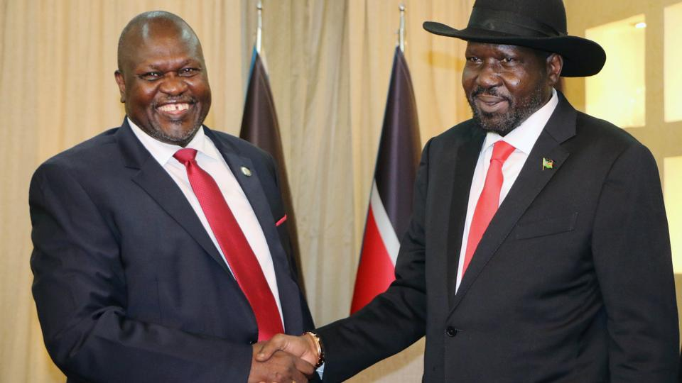 Solutions to South Sudan's crisis are with South Sudanese