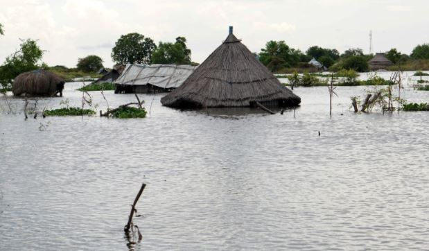 Sudan delivers food aid to flood victims in Unity State