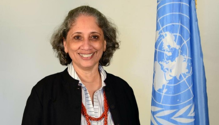 Indian economist Ligia Noronha appointed UNEP boss in New York