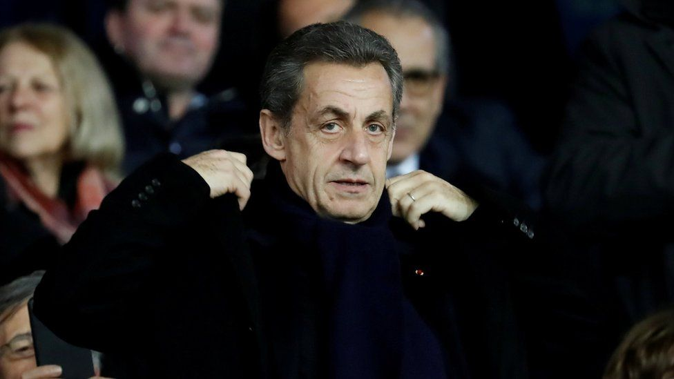 Ex-French President Nicholas Sarkozy jailed over corruption
