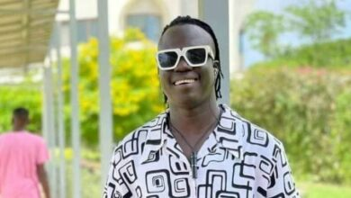 Musician Mantani's body arrives in Juba