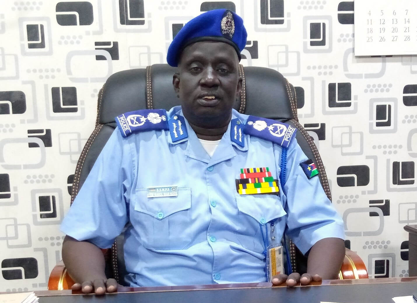 Juba airport police warned against corruption