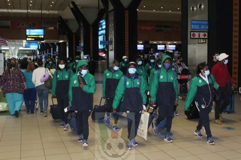 Bright Starlets in South Africa for COSAFA