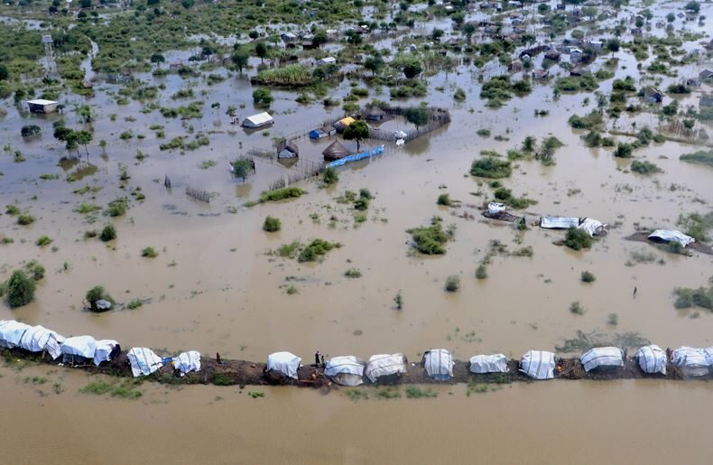 Greater Pibor endangered by floods- official