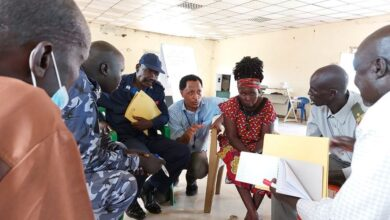 UNMISS mends rift between civilians and organised forces