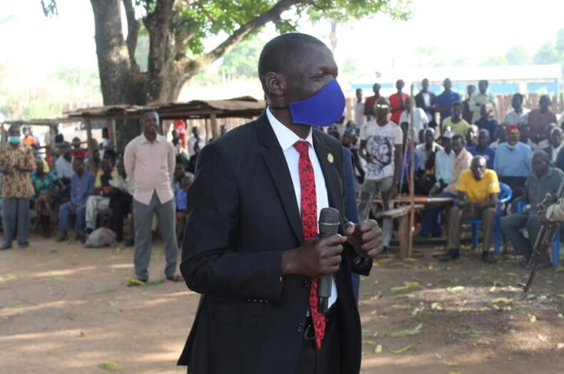 Governor Futuyo orders police to protect citizens