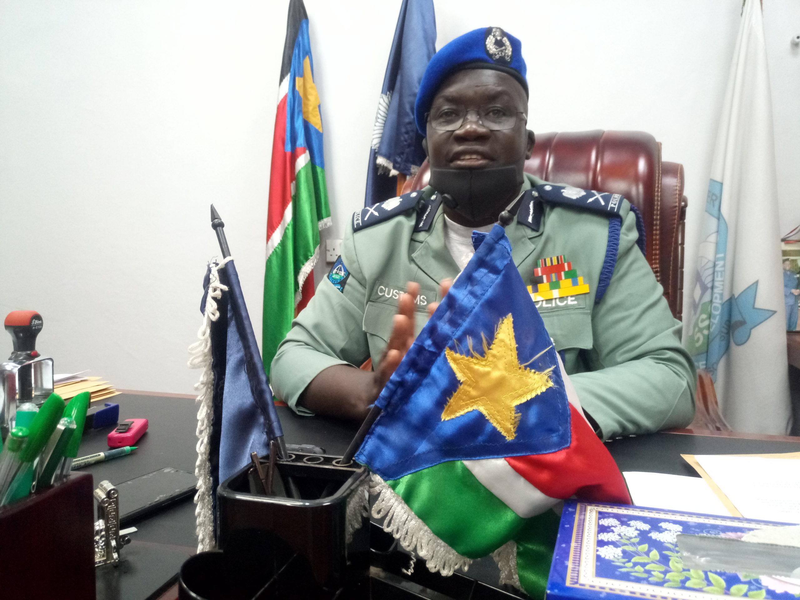 18 armed men arrested along Juba – Nimule Road