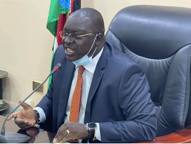 Adil forms land authority in Yei River County