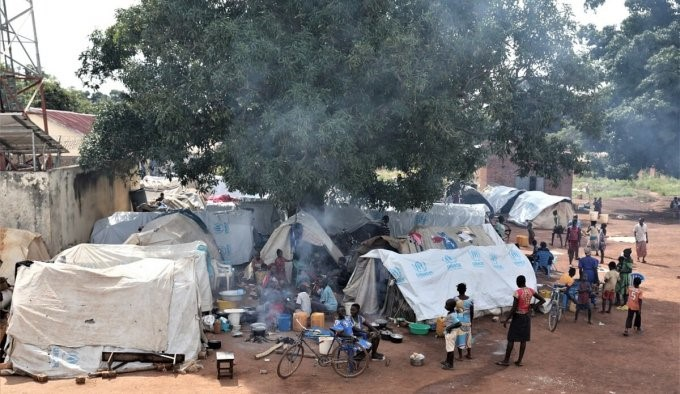 Over 600 children separated from their parents in Tombura