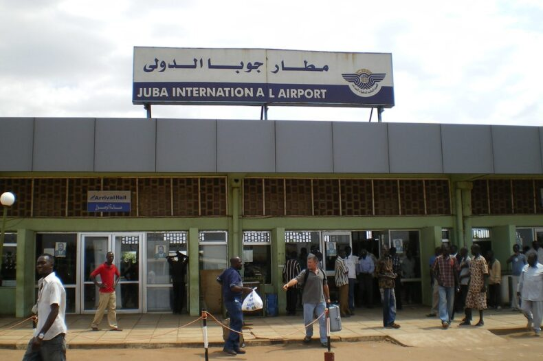 Juba airport police told to thwart illegal entries