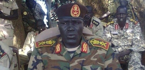 Kit Gwang accuses Machar forces of continuous attacks