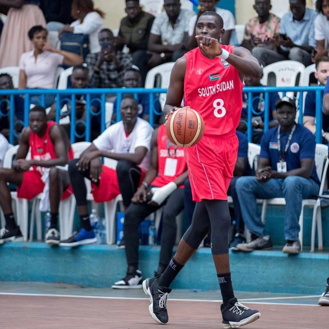 Invest in sports, harness youth talents- Kuany tells government
