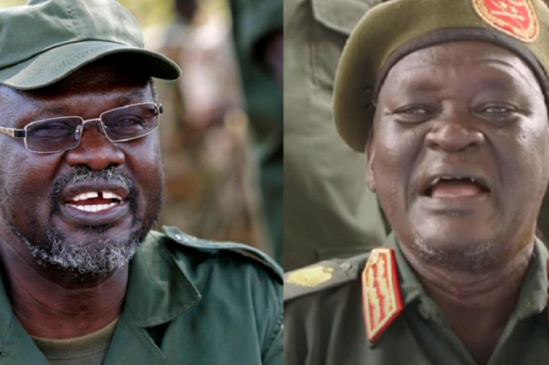 Machar, Gatwech blamed for slow security arrangements implementation