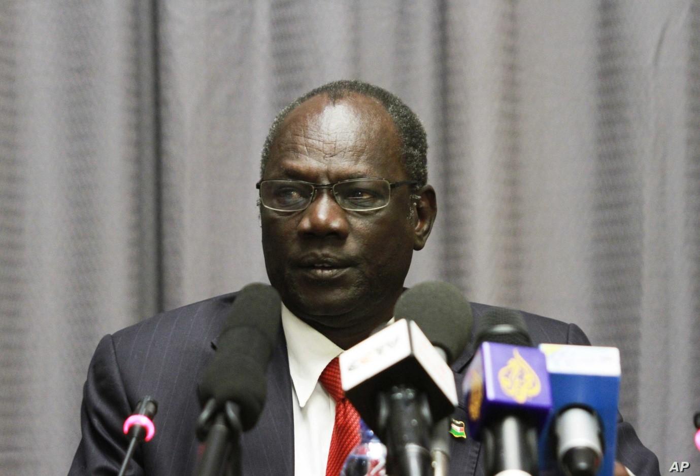 Cabinet passes SSP287 billion budget