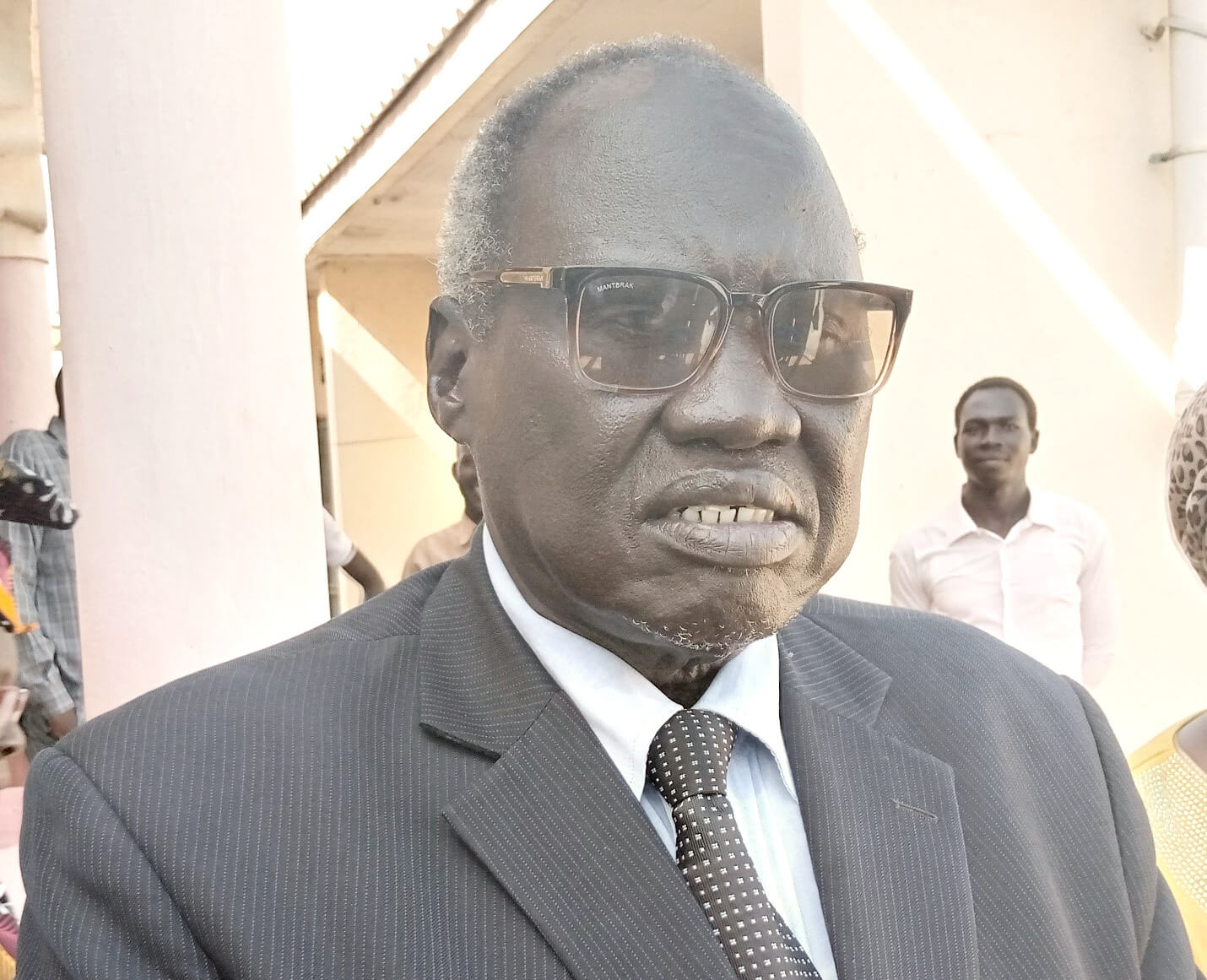 Implement peace deal before discussing elections, Onyoti