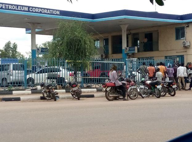 Fuel crisis hits Juba City