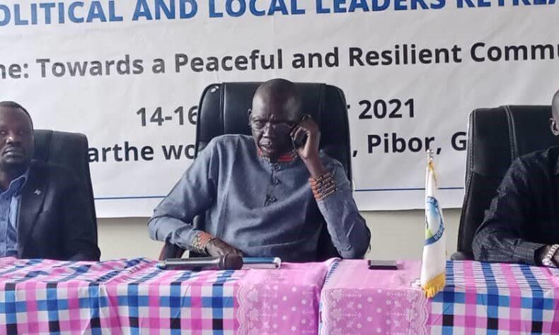 Pibor to embark on disarmament drive
