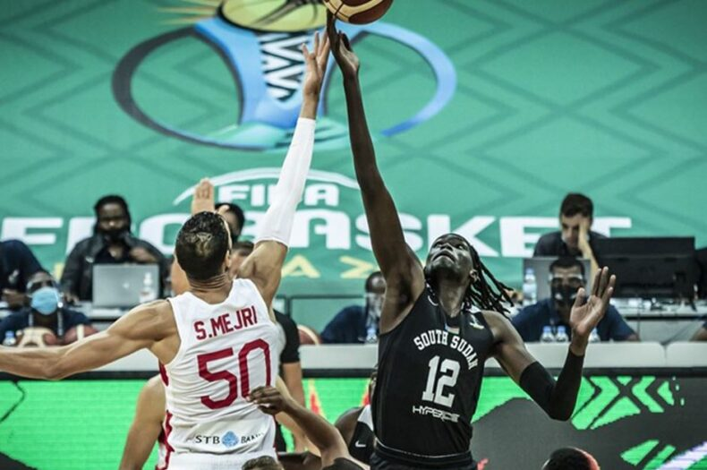 South Sudan basketball team shows we can triumph over challenges