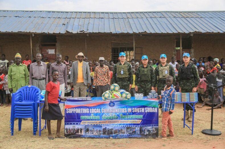 Lainya County appeals for schools renovation