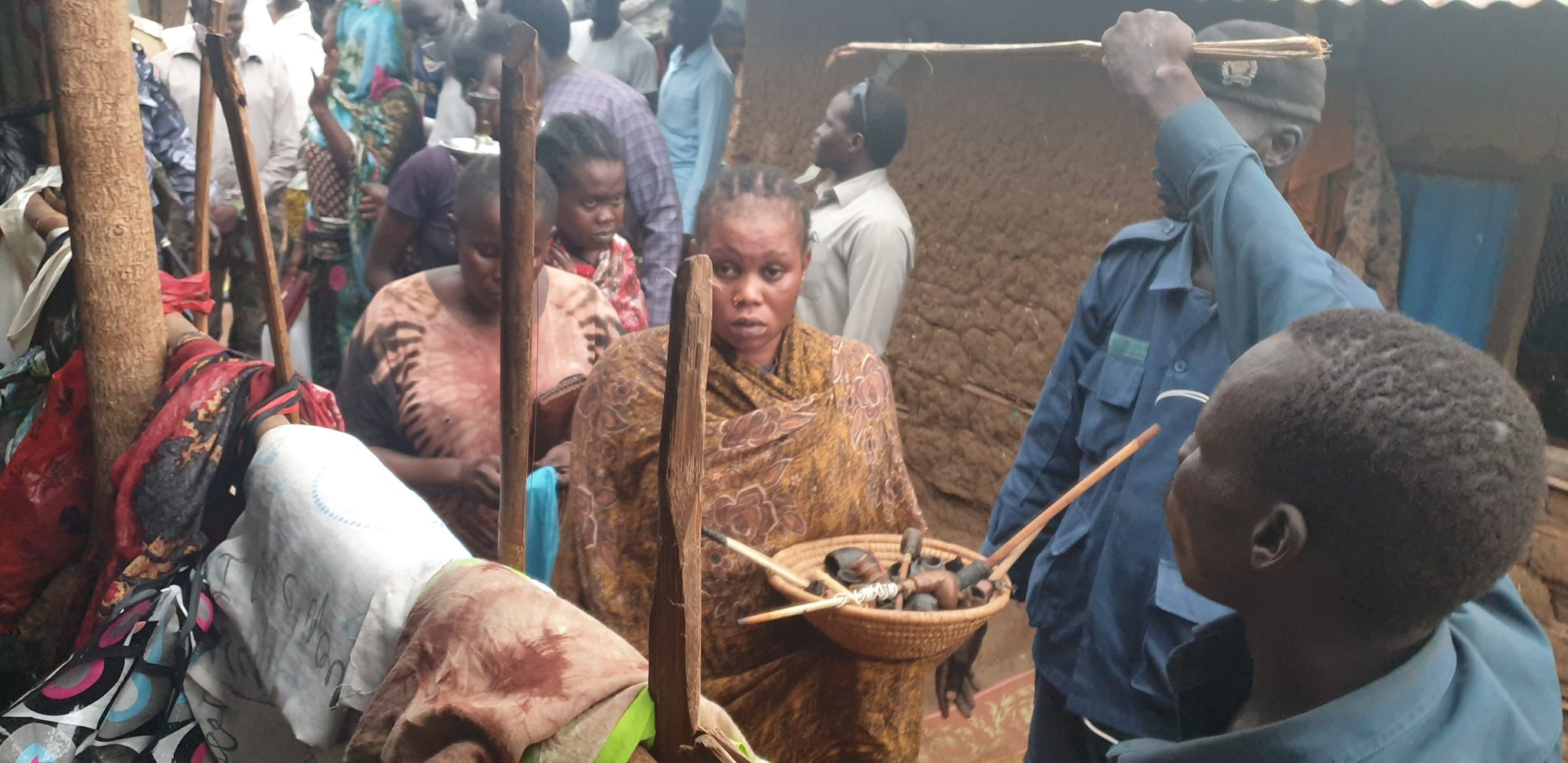 Nine people jailed over witchcraft