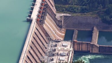 Hydropower plants can control River Nile floods