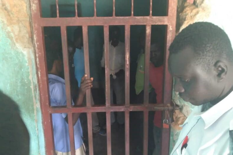 15 jailed for looting rice in Lainya County