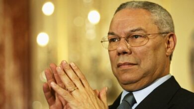 Ex-US Secretary of State Colin Powell dies at 84