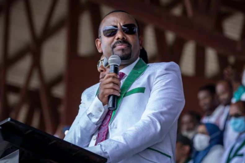 Abiy takes oath to steer Ethiopia for five more years