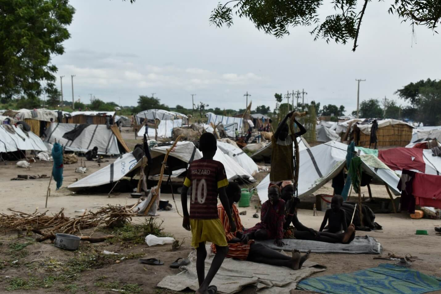 Ejected by floods, desperate Bentiu IDPs appeal for help