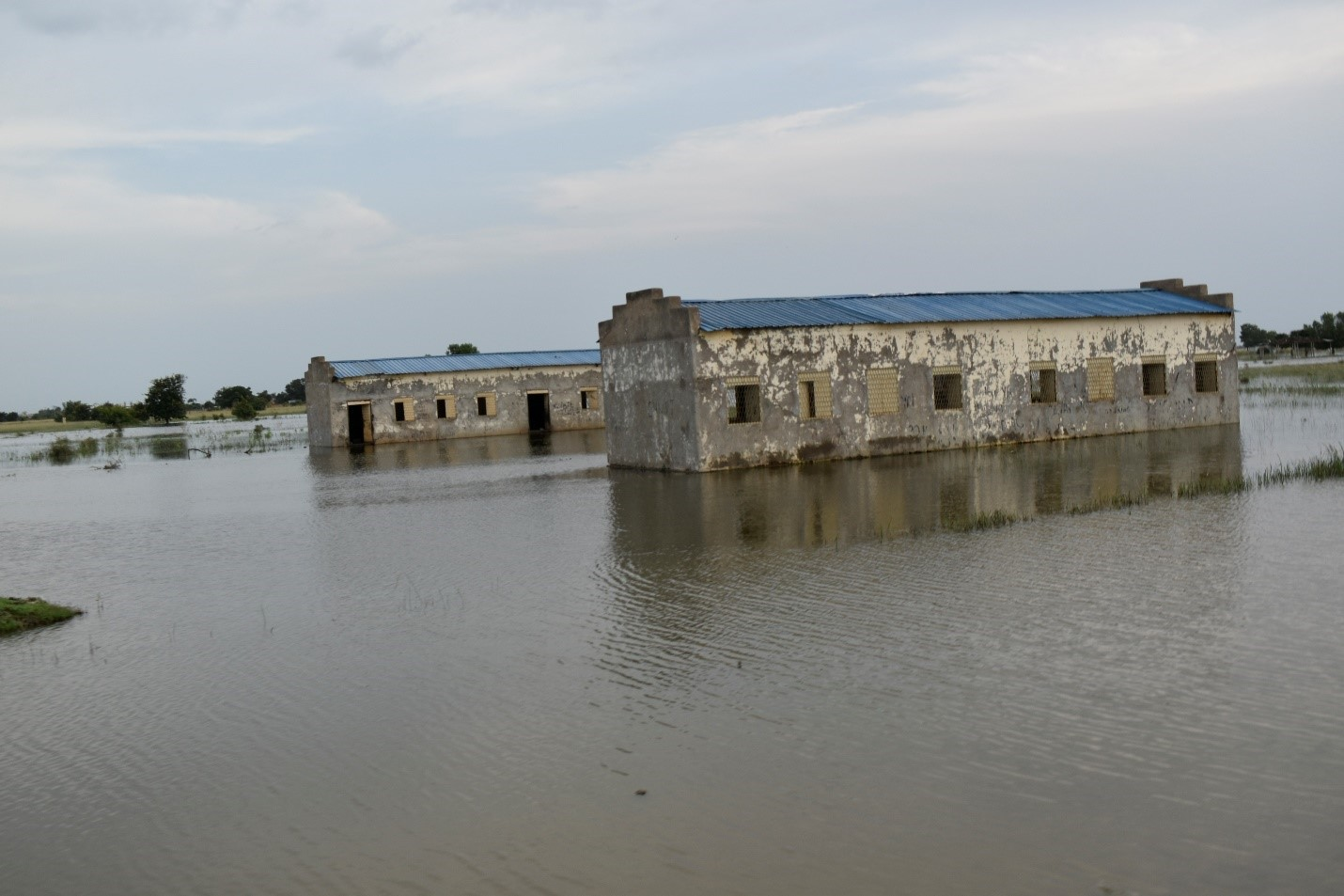 '90 percent of Unity State under water'