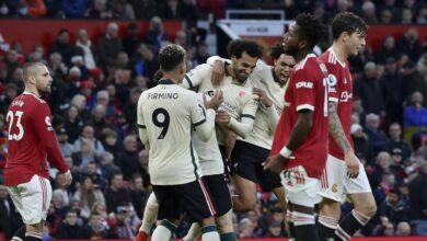 Liverpool smashes five goals past Man United leaving Solskjaer desperate