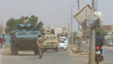 "Military coup ""underway"" in Sudan"