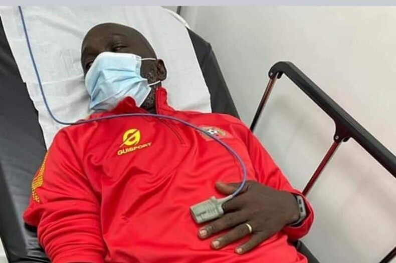 Guinea Bissau players hospitalized over suspected food poisoning