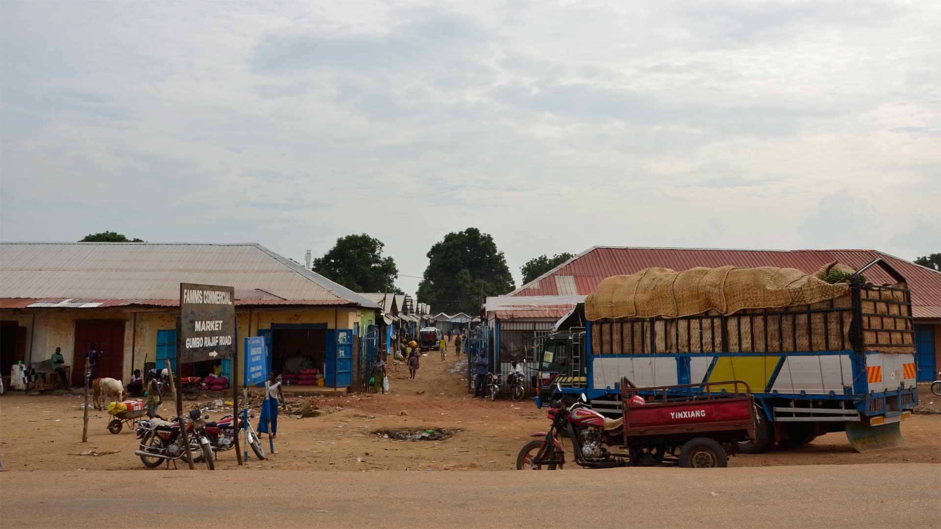 Sherikat youths invade Kampala park demanding jobs
