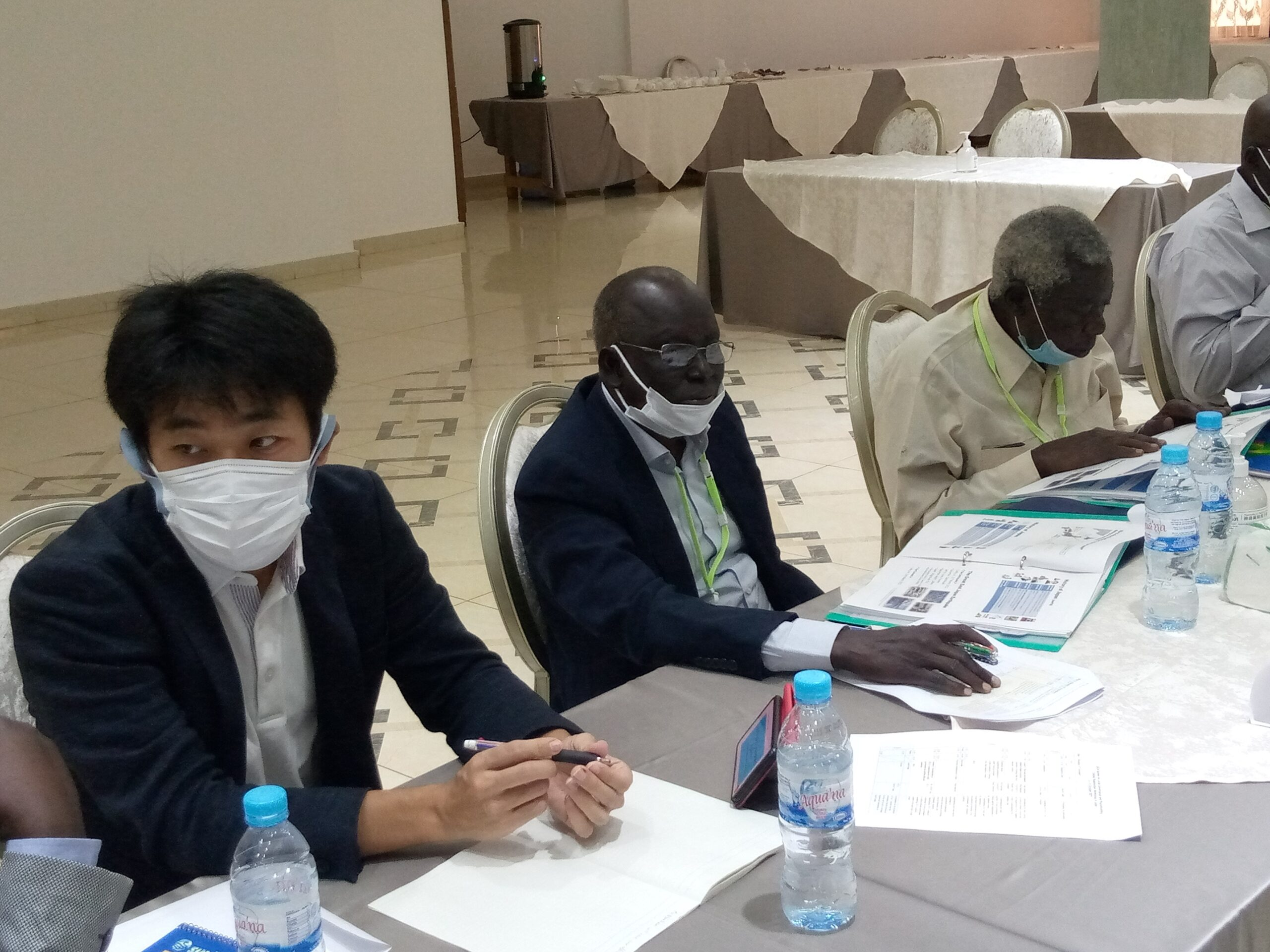 JICA sensitizes officials on peacebuilding mechanism