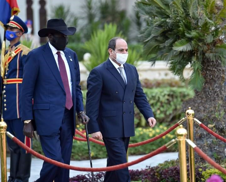 Egypt to cure South Sudan's power problem