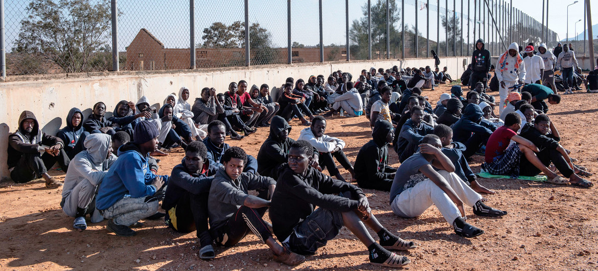 Over 9000 South Sudanese migrants trapped in Libya