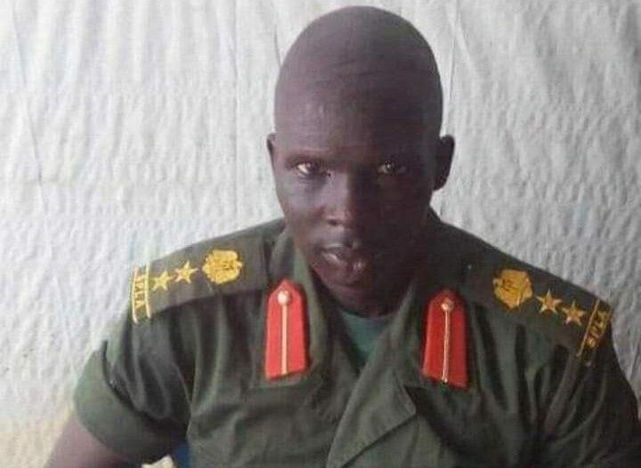 Senior SPLA-IO officer detained by 'unknown men'