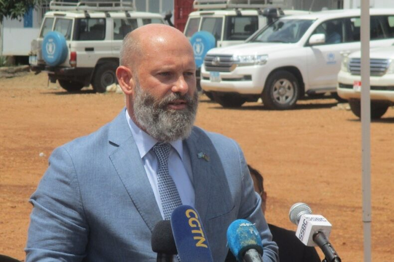 Humanitarian boss alarmed by threats on Pibor aid workers