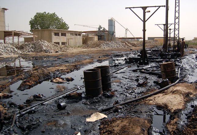 East African court fines oil companies in South Sudan