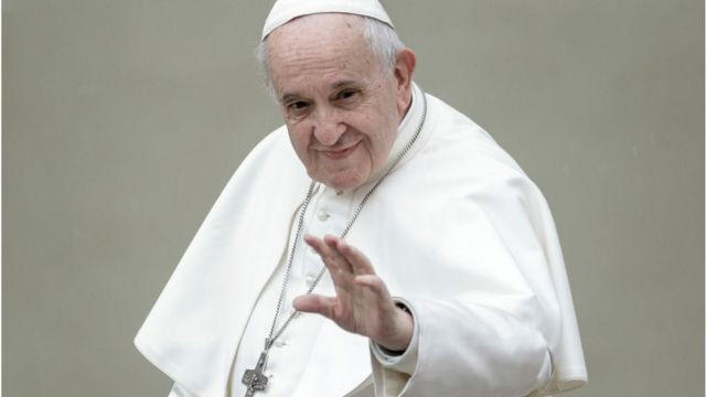 Pope donates $75,000 for flood victims in Upper Nile