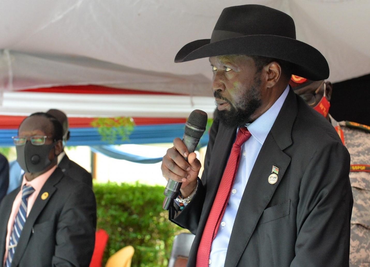Kiir invites Gatwech, Olony to Juba