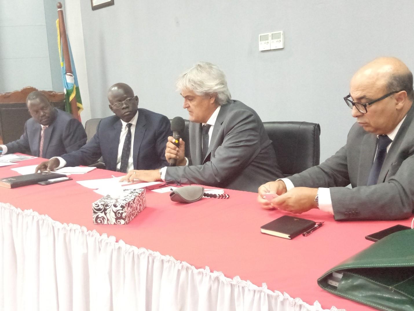 Gov't to construct Kapoeta – Ethiopia road