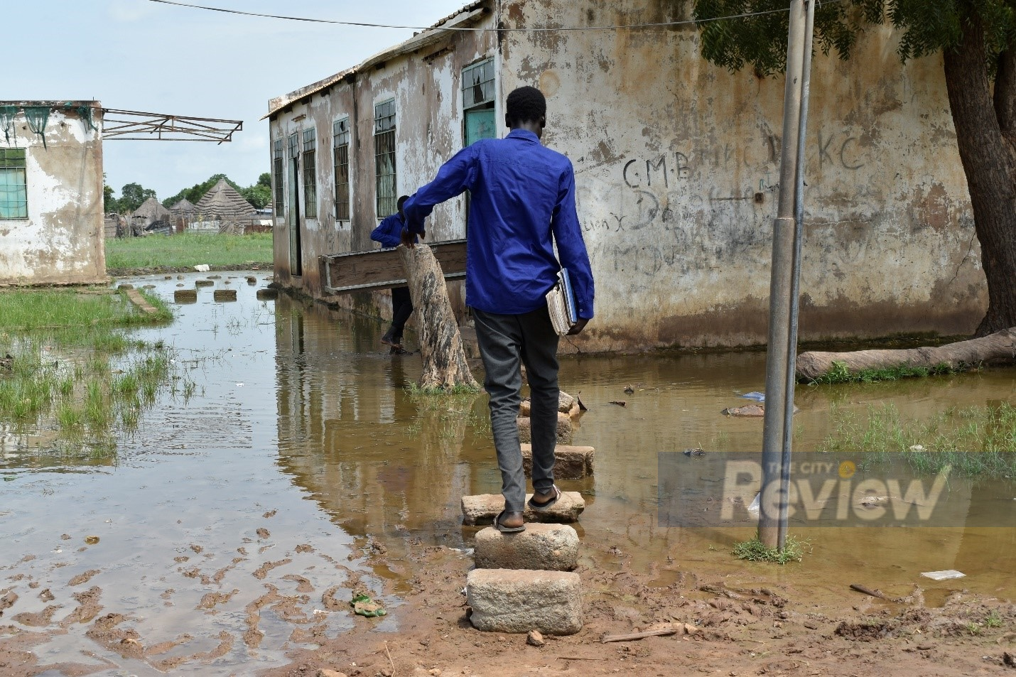 Learners rendered hopeless as floods submerge schools in Unity state