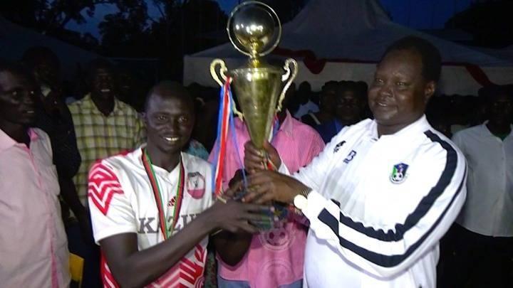Zalan FC crowned winners of Rumbek South Sudan Cup